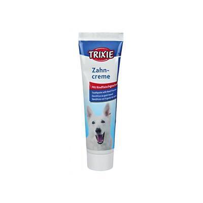 Trixie Zahncreme mit Fleischgeschmack | 100g für Hunde