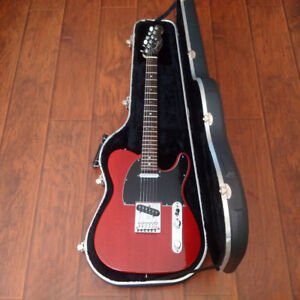 For Trade or Sale: Fender American FSR Mahogany Telecaster