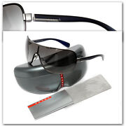 Mens Shield Sunglasses