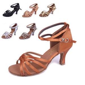 Mujeres-Zapatos-Tacon-De-Salsa-Bachata-Latinos-Baile-Salon-Sandalias-Latin-Shoes