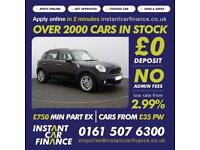 Mini Mini Countryman 1.6TD ( 112bhp ) ( Chili ) 2014MY Cooper D Business Edition