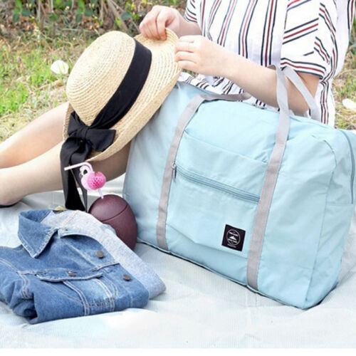 Foldable Large Luggage Storage Pouch