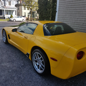 2003 Chevrolet Corvette 50th Anniversary Edition Z06 Coupe
