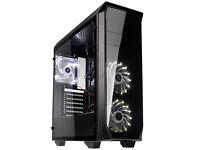 CHEAPEST SUPER FAST GAMING COMPUTER INTEL CORE i7 1TB HDD 16GB RAM 4GB GTX1050 WINDOWS 10