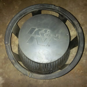 K&N B059B12 Duramax drop in air filter