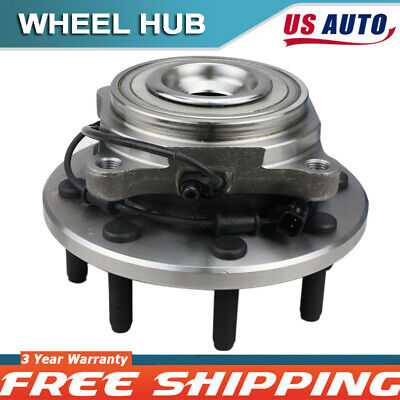 Wheel Bearing & Hub Assembly fits 2012 2013 Dodge Ram 2500 2500 3500 8Lugs RWD