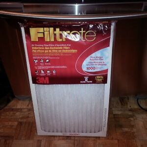 Filtrete furnace air filters
