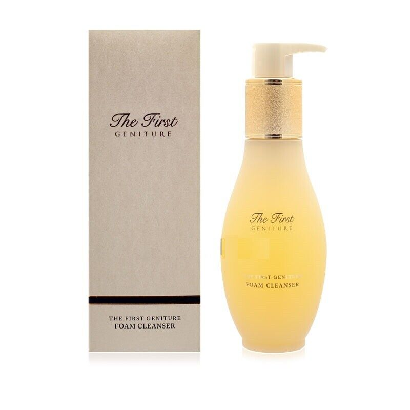 O HUI The First Geniture Foam Cleanser 200ml Deep Cleansing