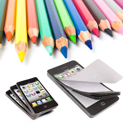 Paper Sticky School Memo Office Mini Phone Stickers Notes Office Supplies Pads