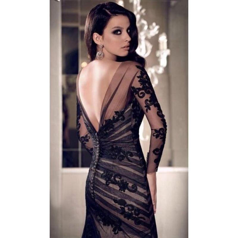 Купить Unbranded - Women Sexy Dress Lace Cocktail Slim Formal Gown Long Prom Ball Dress Bridal New