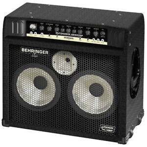 Unique Behringer Ultrabass Ba115 600 Watt 1x15 Bass Cabinet