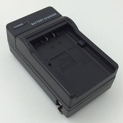 Charger fit PANASONIC HDC-HS250/HS300 HDC-TM300/TM700 Camcorder Battery VW-VBG6