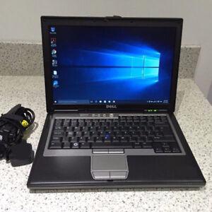 Laptop Dell Latitude E6500 Intel Win7 64-bit Ordinateur Portable