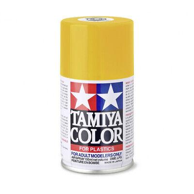 Tamiya 85034 Couleur TS-34 Camelgelb Brillant 100ml Spray Modélisme Neuf °