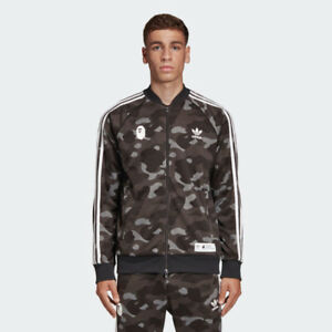 Adidas x Bape Track Top (Medium)