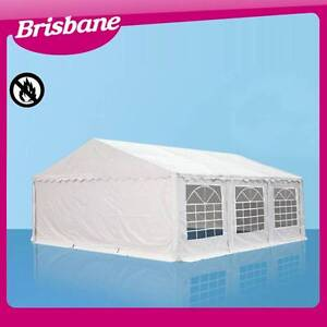 Classic 6x6m Commercial Grade Marquee Heavy Duty Party Tent Eagle Farm Brisbane North East Preview