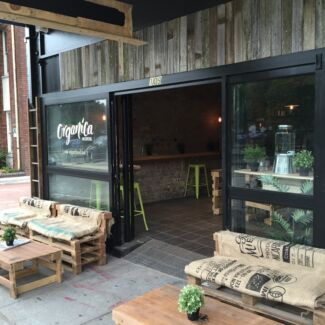 BRAND NEW CAFE- JUST TAKE OVER THE LEASE Petersham Marrickville Area Preview