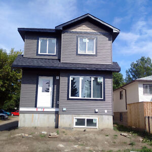 Brand new duplex for rent in Allendale
