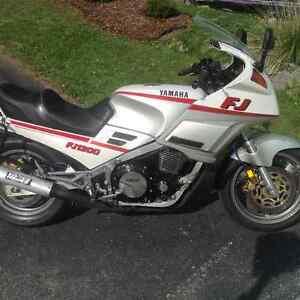 1989 Yamaha FJ1200 Sport Tourer, 1 Owner, Low Miles, Many Extras