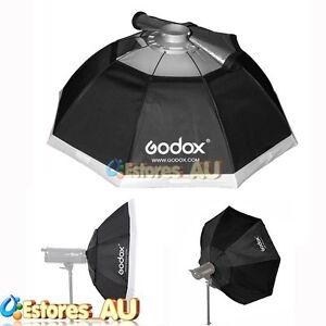 【AU】Godox 120cm Octagon Flash Softbox Reflector Bowens Mount For Flash Speedlite