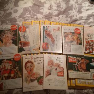 Vintage magazines national geographic
