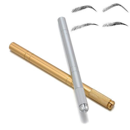 New microblading pen tattoo machine permanent makeup for Eyebrow tattoo pen