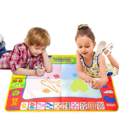 80*60cm Girl Boys Toys For 2-5 Year Old Floor Water Doodle T