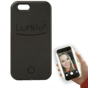 Black Lumee Case for iPhone 6