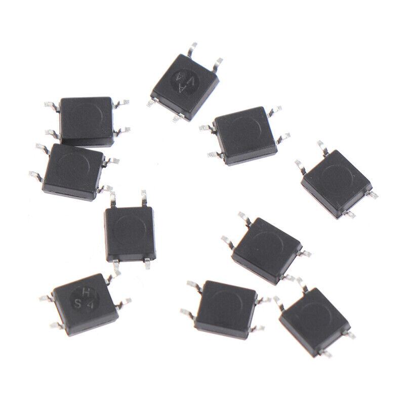10pc/lot EL357N-C EL357 SMD optocoupler SOP-4 Can replace TLP181MJGF