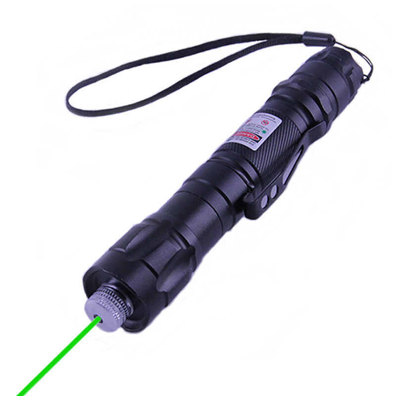 High Power 532nm 009 Tactical Green Light Laser Pointer Lazer Pen Visible Beam