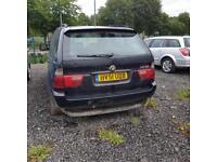 BMW X5 3.0d auto Sport - 2001 51-REG - NO MOT
