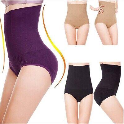 Damen Bodyshaper Hohe Taille Miederhose Bauchweg Slim Pants Shapewear