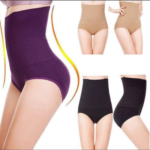 Damen Shapewear Bauchweg Unterwäsche Figurformender Slip Miederhose Body Shaper