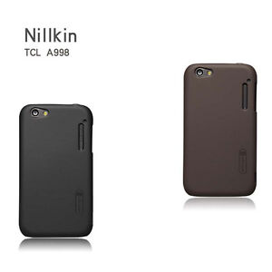 Nillkin Hard Case Cover + LCD Screen Protector 4 Alcatel One Touch OT-995 Ultra