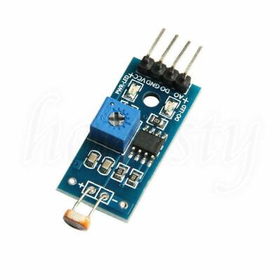 5pcs Ldr Photoresistor Light Detection Sensor Module Arduino Pic Pi 5v