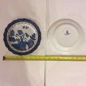 China, Real Old Willow, Booths, Plates London Ontario image 4