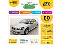 Volvo C30 1.6 R-Design Sport FINANCE OFFER FROM £25 PER WEEK!