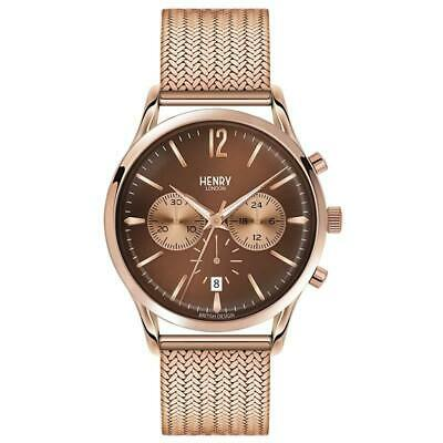 Henry London Harrow Chronograph Mens Watch HL41-CM-0056