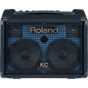 Roland KC-110 30-Watt Battery Powered Keyboard Amplifier