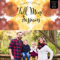 Flawless Fall Mini-Sessions