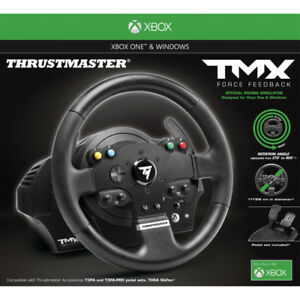 Thrustmaster TMX Racing Wheel -Xbox1/PC -NEW IN BOX