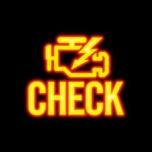 CHECK ENGINE ALLUMÉ ?