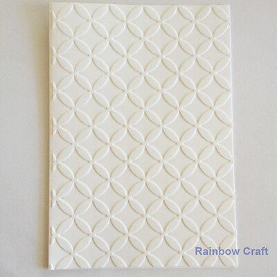 5 Embossed Veranda Cards & Envelopes Wedding invitations party invitation
