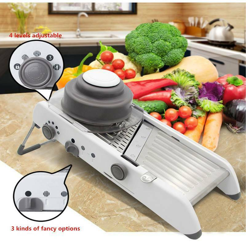 18 in 1 mandoline vegetable fruit slicer