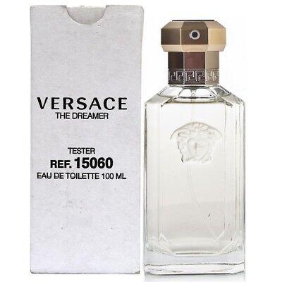 Versace The Dreamer Men 3.4 OZ 100 ML *Eau De Toilette* Spray New