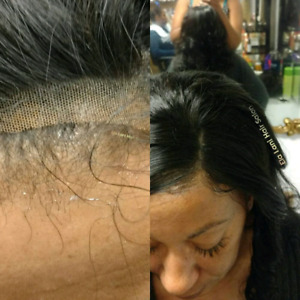 Weave Tape Ins Braids By Hair Extensions Specialist