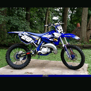 WANTED: Looking 2000-New Yz, Kx, Cr, Rm 125 2 Stroke Running!!!