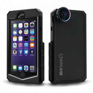 Hitcase PRO+ case for iPhone 6/6s, with GoPro accessories