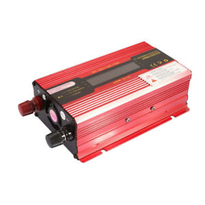 12 Vdc /110 Vac 3000 Watt  Modified Sine Wave Inverter