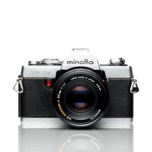 Minolta XG-7 35mm Film Camera | Rokkor-X 50mm F1.7